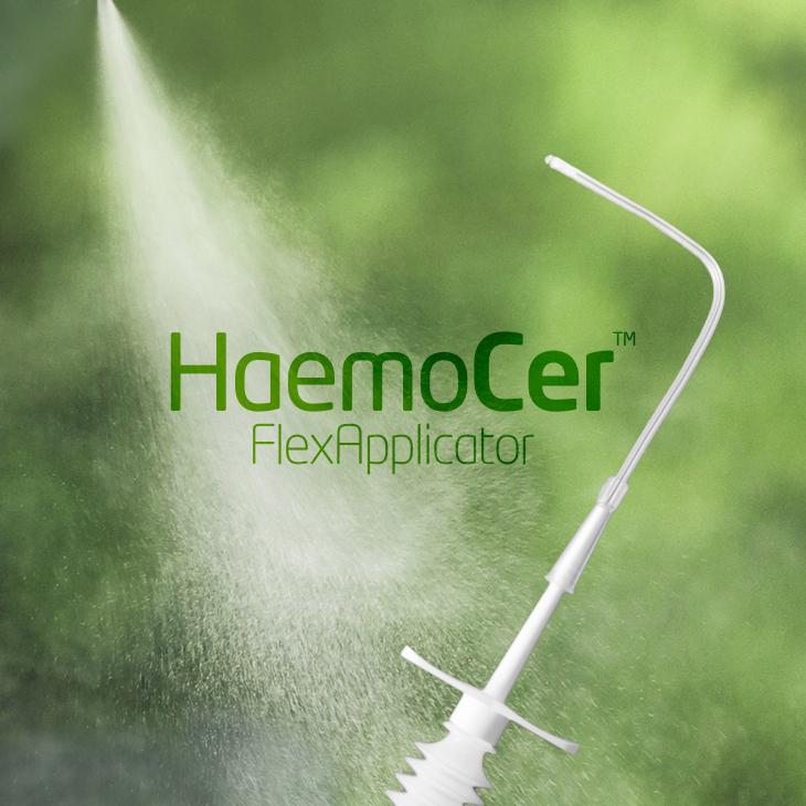 HaemoCer FlexApplicator | BioCer
