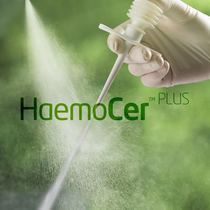 Anwendung HaemoCer PLUS | BioCer