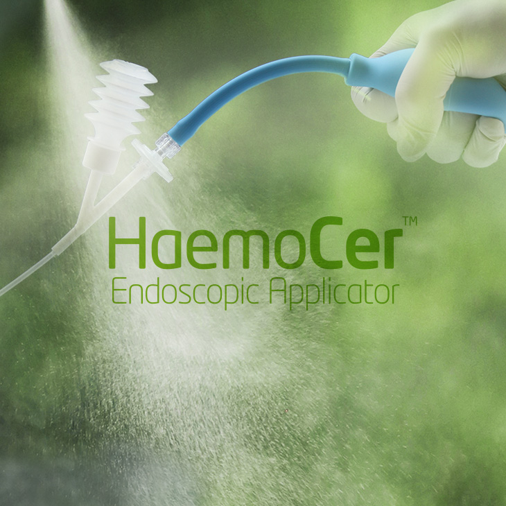 HaemoCer Endoscopic Applicator | BioCer