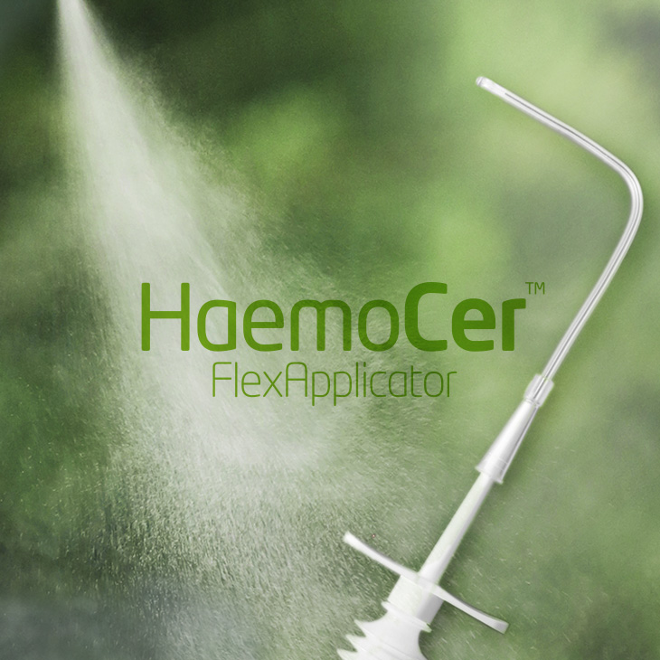 HaemoCer FlexApplicator | BioCer