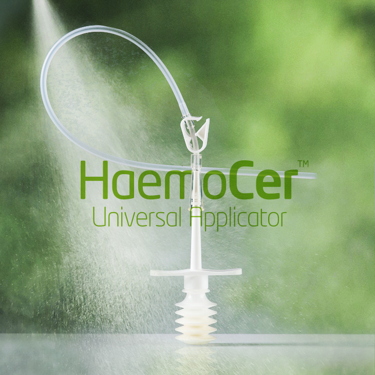 HaemoCer Universal Applicator | BioCer