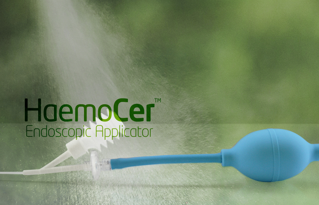 HaemoCer Endoscopic Applicator | BioCer